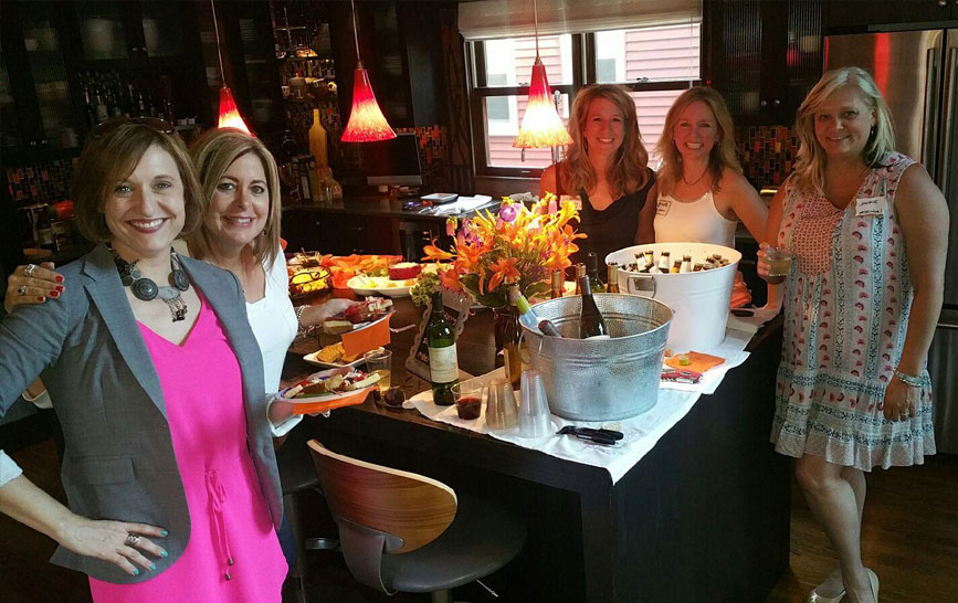 Summer 2015 Client Appreciation! Hosted by LifeShiner Jackie