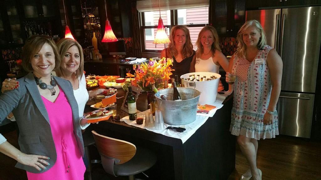LifeShine Ladies 2015 Summer Party