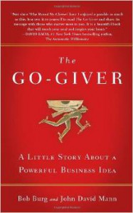 The Go Giver Way blog